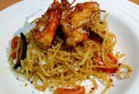 Resep Spaghetti Aglio Olio