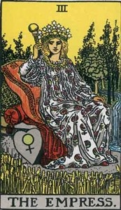 tarot The Empress