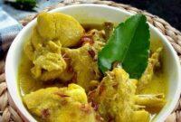 Resep Opor Ayam Kuning min