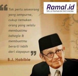 gambar kata kata bijak bj habibie