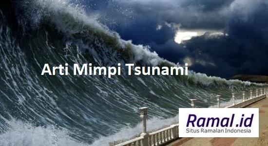 arti mimpi tsunami