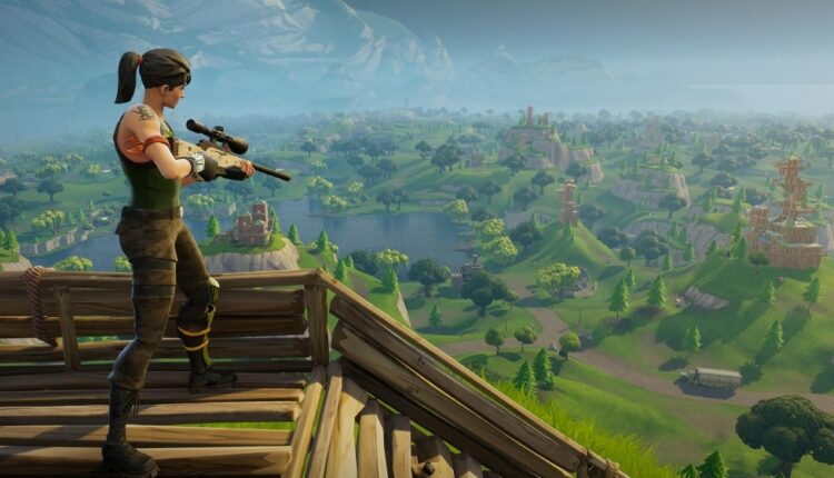 Game Fortnite Come Back bisa dimainkan di iPhone