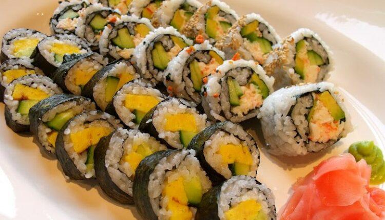 resep tamago sushi